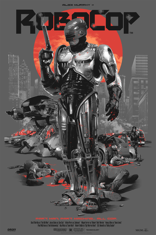 Badass Poster Design by Grzegorz Domaradzki